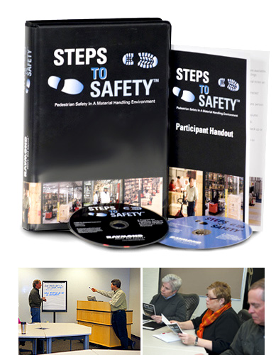 Training Manual - Steps to Safety