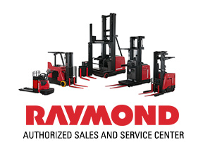 Raymond Forklift Trucks Authorized Sales and Service Center